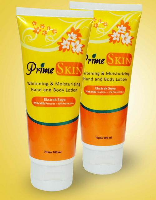 PRIME SKIN HAND BODY LOTION HWI