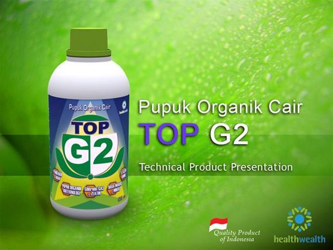 PUPUK TOP G2 HWI